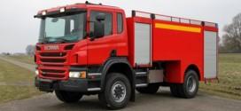 اجاره کامیون آتشنشانی اسکانیا
