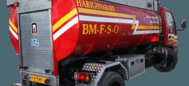 کامیونت آتش نشانی ایسوزو